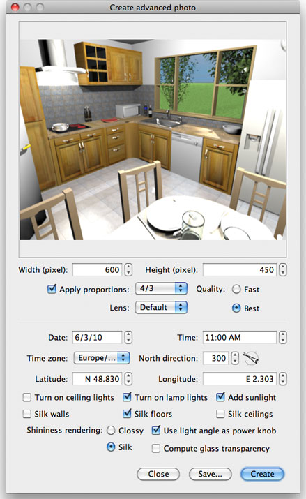 New Features In Advanced Rendering Plug In 1.6