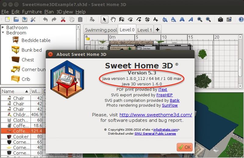 sweet home 3d 5 3 sweet home 3d blog. Black Bedroom Furniture Sets. Home Design Ideas