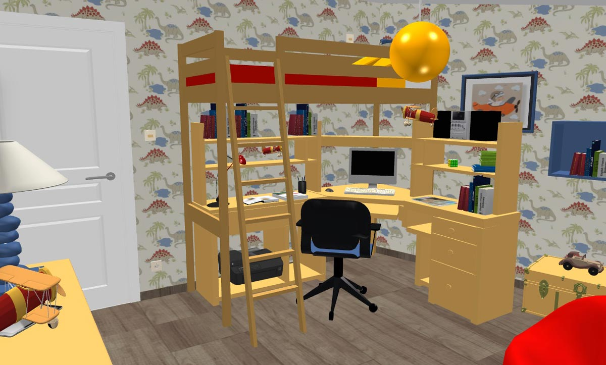 and you how do you use your sweet home 3d episode 19 sweet home 3d blog. Black Bedroom Furniture Sets. Home Design Ideas