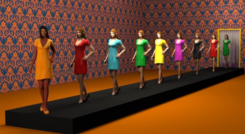 3d cad models in the web sweet home 3d blog. Black Bedroom Furniture Sets. Home Design Ideas