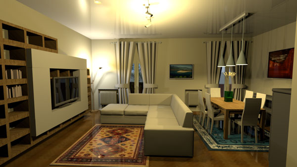 photo creation contest results sweet home 3d blog. Black Bedroom Furniture Sets. Home Design Ideas