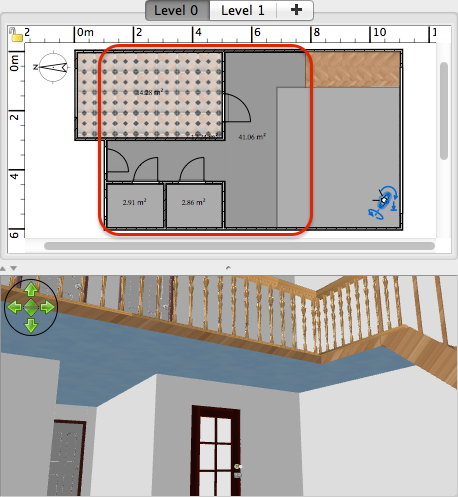 how to design a mezzanine - sweet home 3d blog