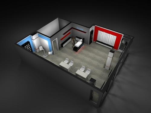Optical Shop 3d Sweet Home 3d Blog