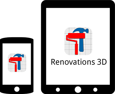Renovations 3D for Android - Sweet Home 3D Blog