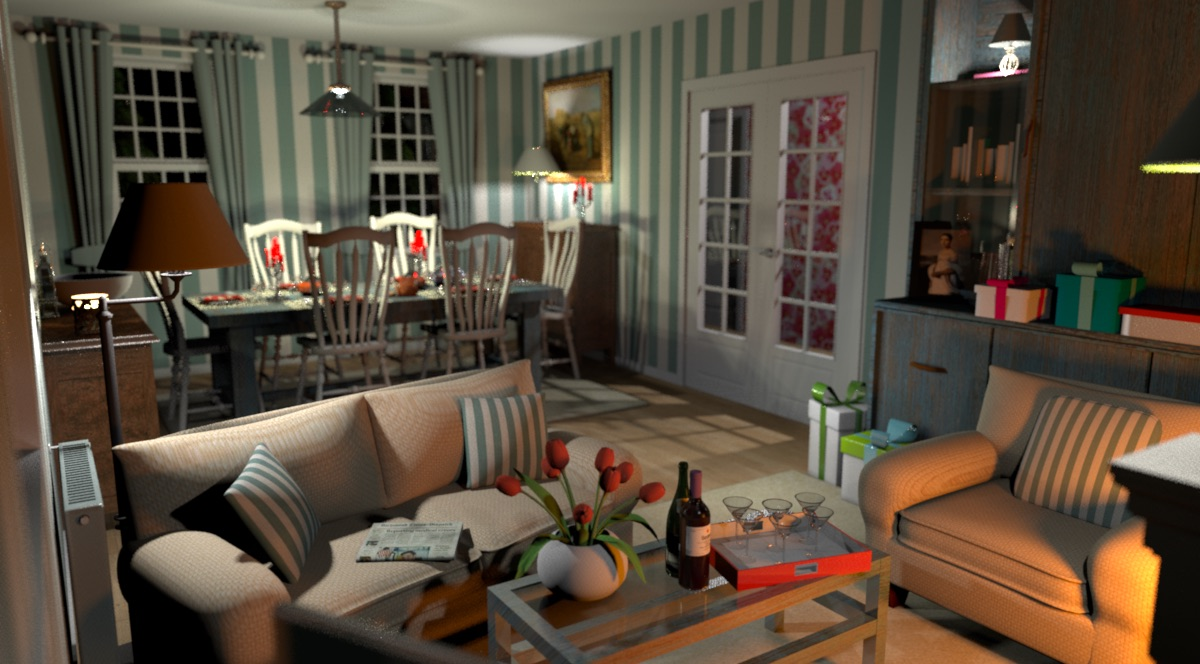how to get a nice photo rendering sweet home 3d blog