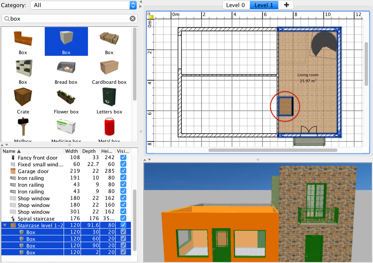 How To Design A Split Level House Sweet Home 3d Blog