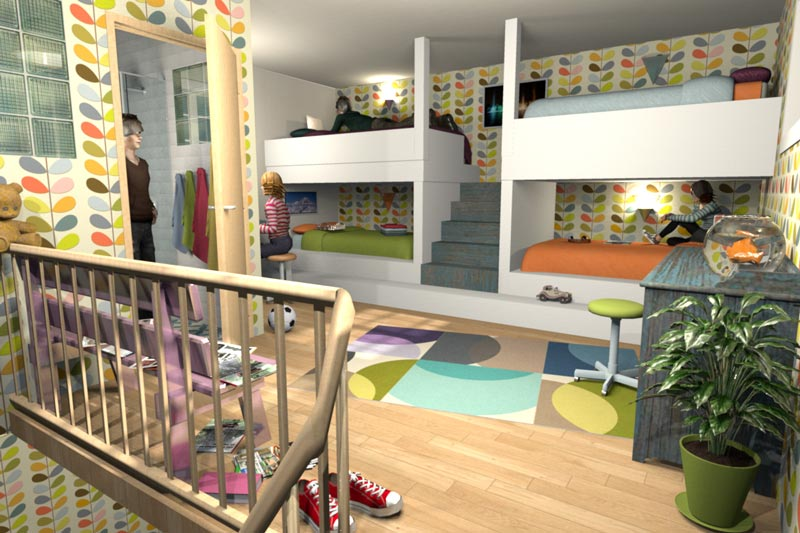 Sweet home 3d 5 4 sweet home 3d blog for Sweet home 3d arredamento