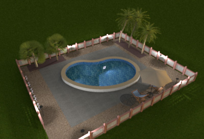 How to design a swimming pool sweet home 3d blog for Pool design tool
