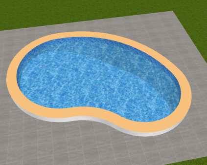 How to design a swimming pool sweet home 3d blog How to draw swimming pool water