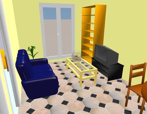 Hogar dulce hogar aparte otra cosa for Simulador interiores 3d