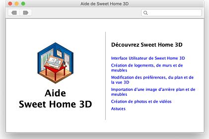 sweet home 3d guide d 39 utilisation. Black Bedroom Furniture Sets. Home Design Ideas