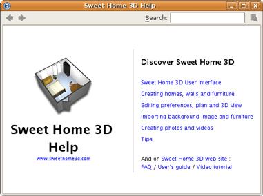 Sweet Home 3D 4.3