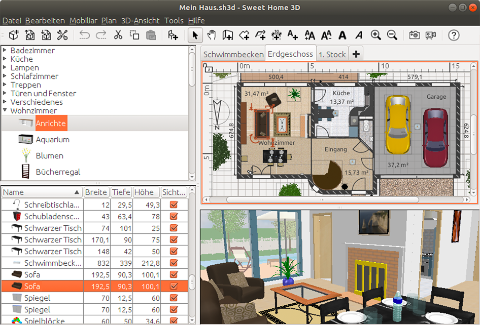 home architect software
