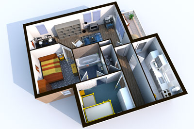 Sweet home 3d for Disegno 3d online