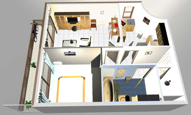 Sweet Home 3d The Best Creating A Plan House Sweet Home