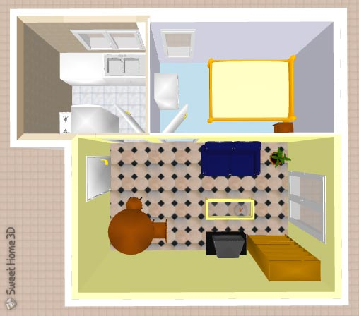 Consigliamoci software home sweet home 3d come for Arredare casa online 3d