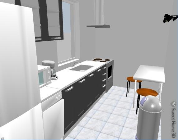 Sweet home 3d gallery for Arredare casa software