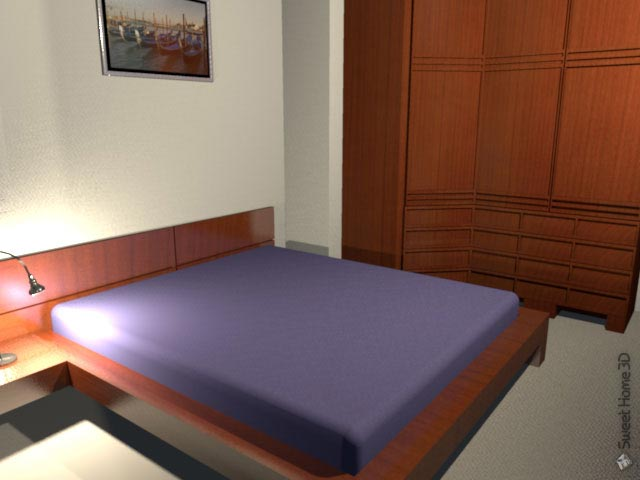 sweet home design mattress pads. SweetHome3DExample6 sh3d  Sweet Home 3D Gallery