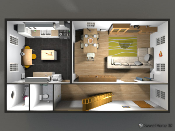 SweetHome3DExample8.sh3d (13.9 MB) 3D Animation Part 24