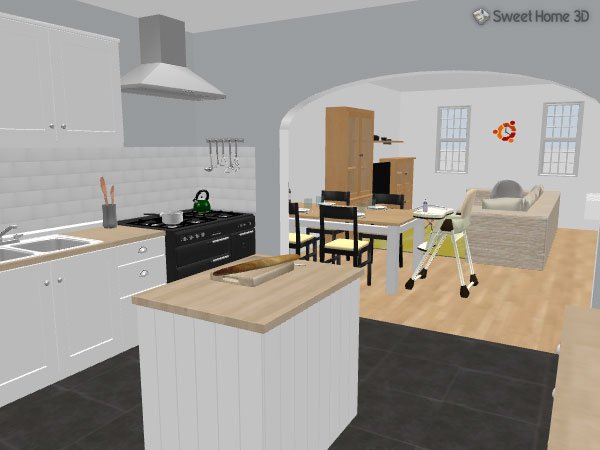 SweetHome3DExample8.sh3d (13.9 MB) 3D Animation