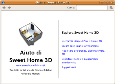 Modelli sweet home 3d for Software gratuito per il layout del garage