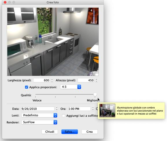 Sweet home 3d guida utente for Crea casa 3d