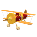 Biplane by Robo3dguy