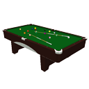 Table de billard par Jeffie