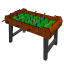 Football table by Jeff2207