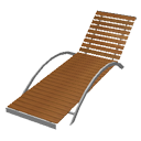 Chaise longue par North.star
