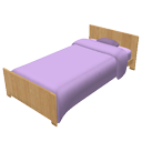 Child bed by SirOccor & eTeks