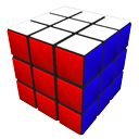 Rubik's cube by Farcgs