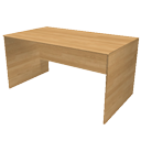 Desk by SirOccor