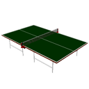 Table de ping pong par Bheema