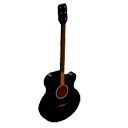 Guitare par Robert Pastierovic