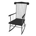 Rocking chair by Ola-Kristian Hoff