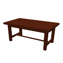 Table rectangulaire par Sleipnir1