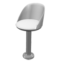 Bar stool by Andrew Kator & Jennifer Legaz