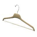 Clothes hanger by Andrew Kator & Jennifer Legaz