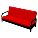 Futon couch by Kator Legaz