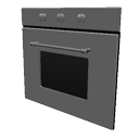 Oven front by LucaPresidente