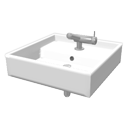 Washbasin by Scopia