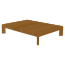 Exterior table by Scopia