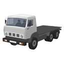 Flatbed truck by Scopia