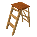 Small step ladder by Scopia