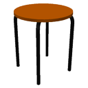 Stool by eTeks