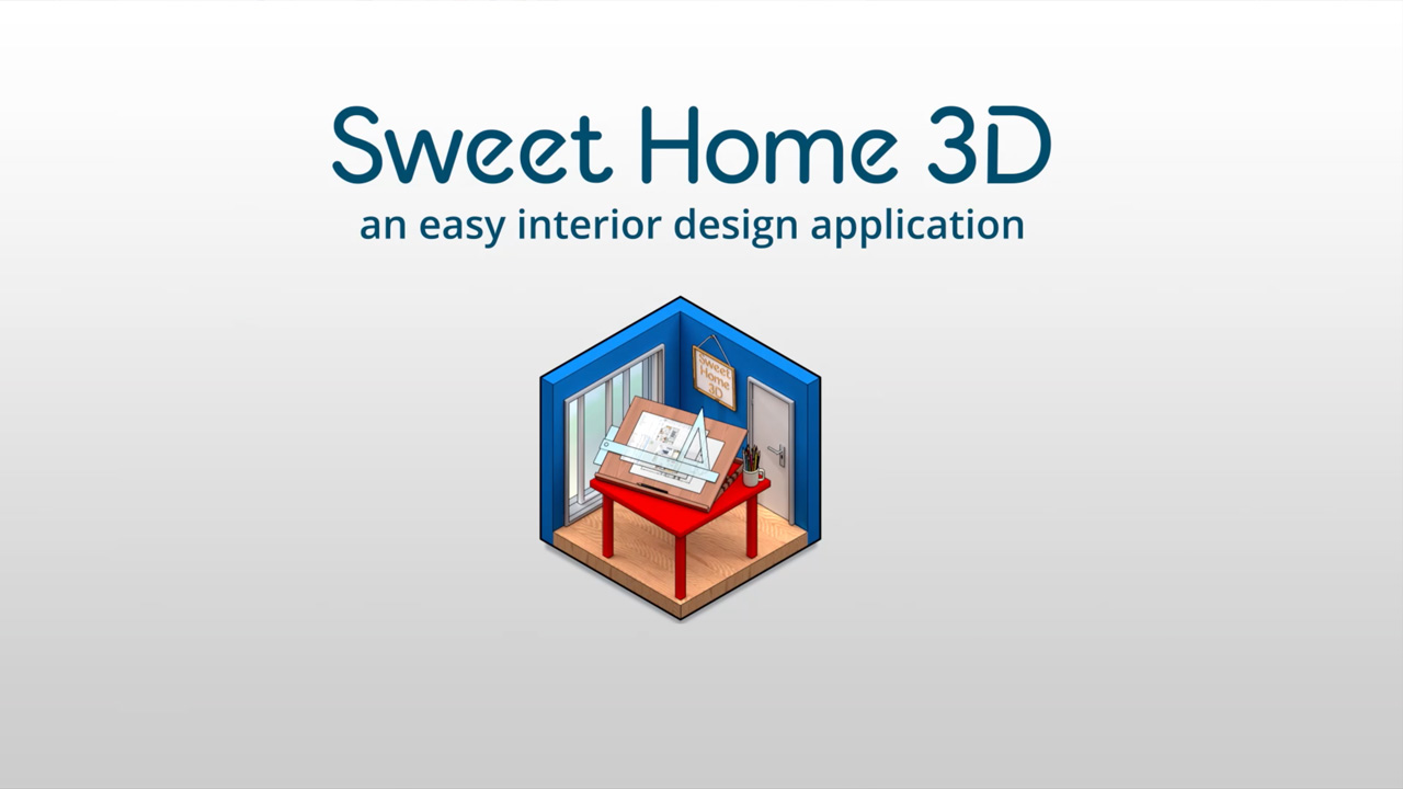 Sweet Home 3D - Draw floor plans and arrange furniture freely