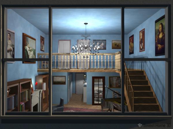 【室内设计软体】Sweet home 3D室内设计软体免费下载